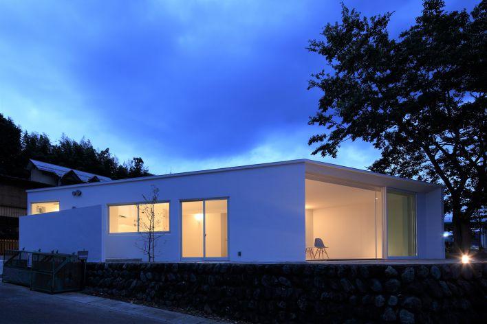 泰進建設 エアスケープ建築設計事務所-Lakeside house