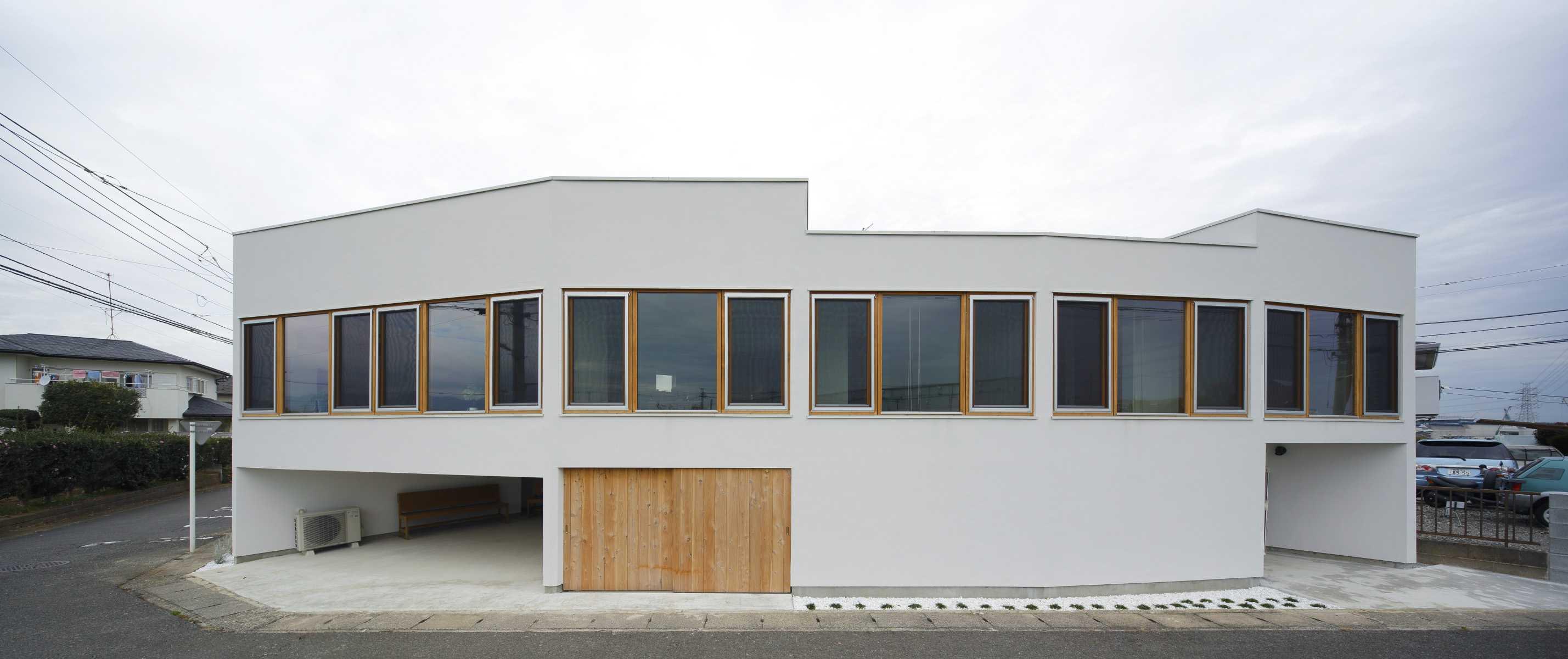 泰進建設 保坂猛建築都市設計事務所ーHouse119
