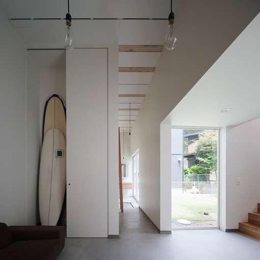 泰進建設 川辺直哉建築設計事務所-鎌倉極楽寺の住宅