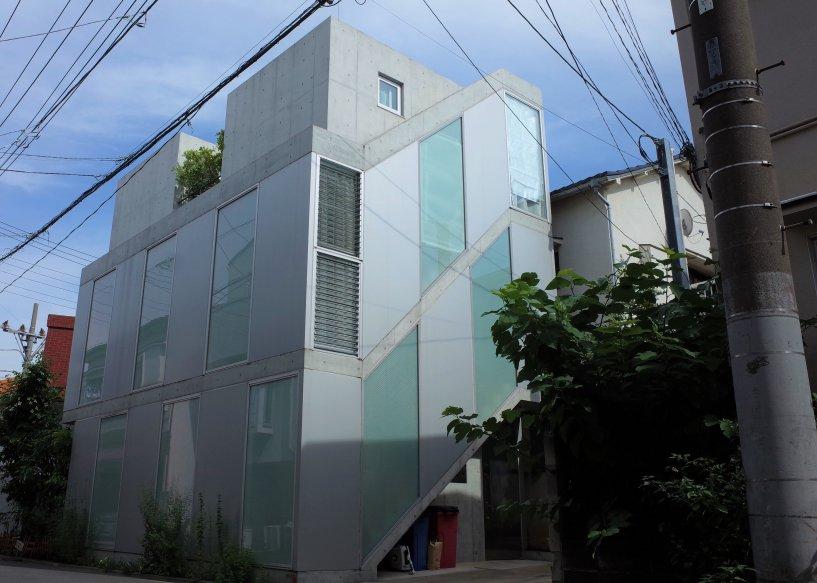 泰進建設 三田の住宅-千葉学建築計画事務所