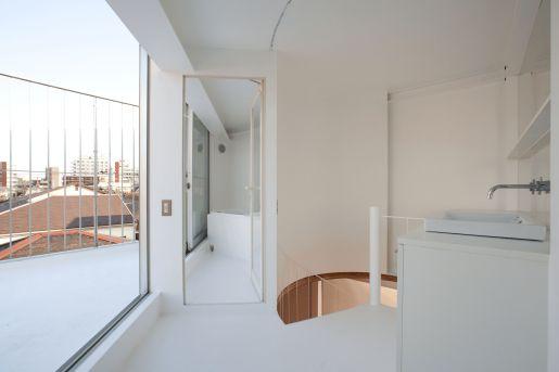 畝森泰行建築設計事務所-small house
